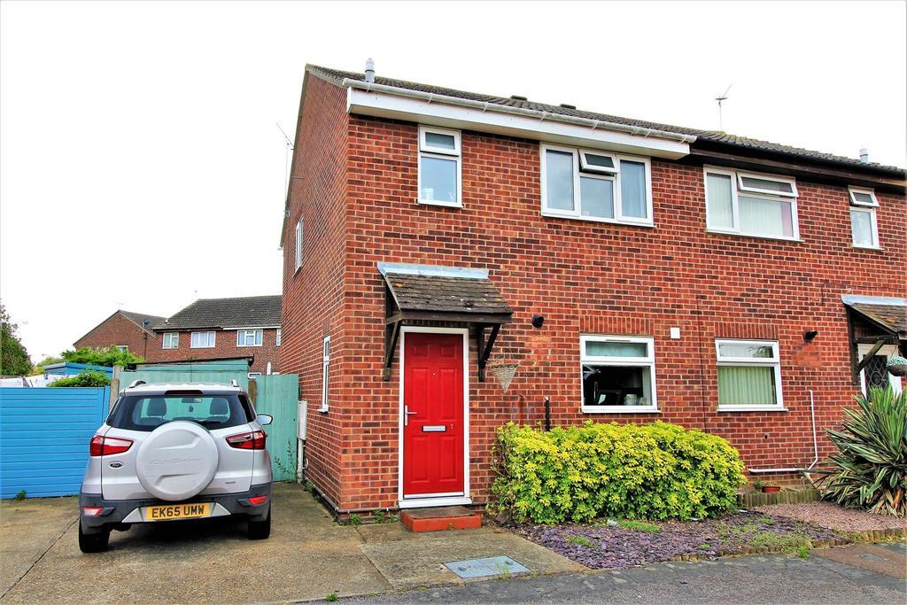 3 Bedrooms Semi Detached House for sale in Dixon Avenue, Clacton-On-Sea