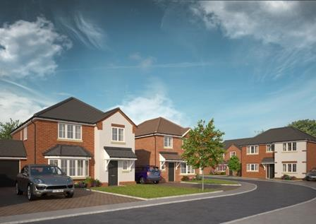 4 Bedrooms Detached House for sale in Holt Farm School, Hold Road, Halesowen