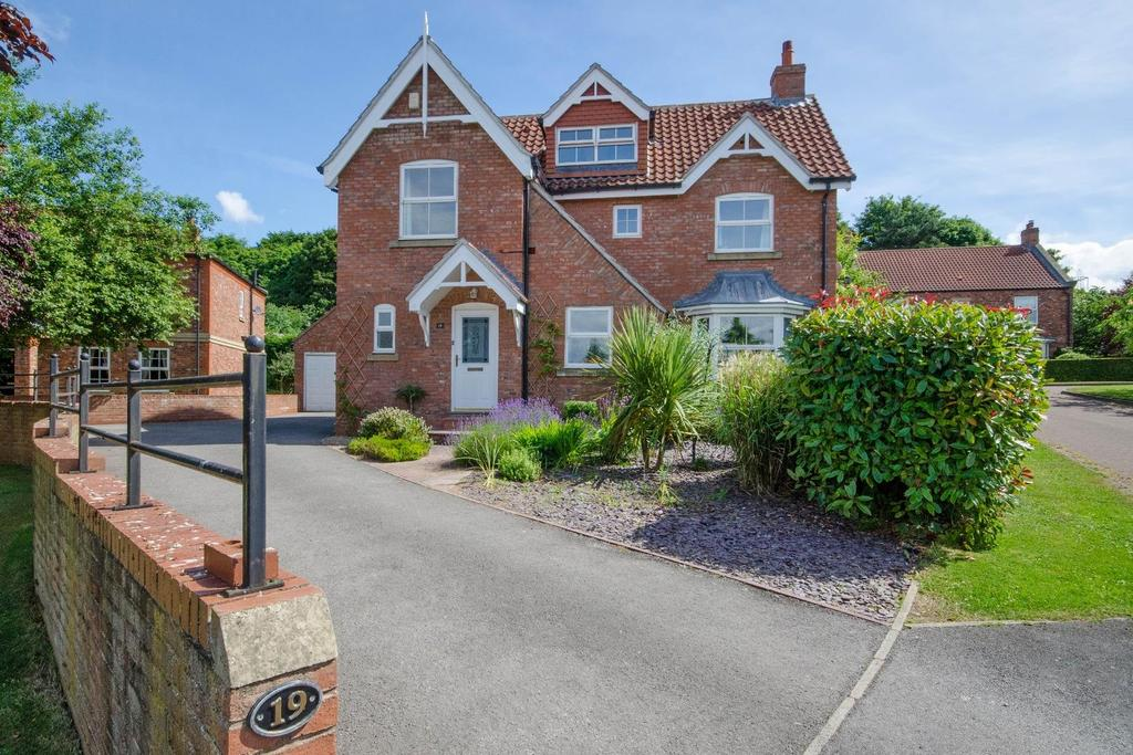 5 Bedrooms Detached House for sale in Barns Wray, Easingwold, York