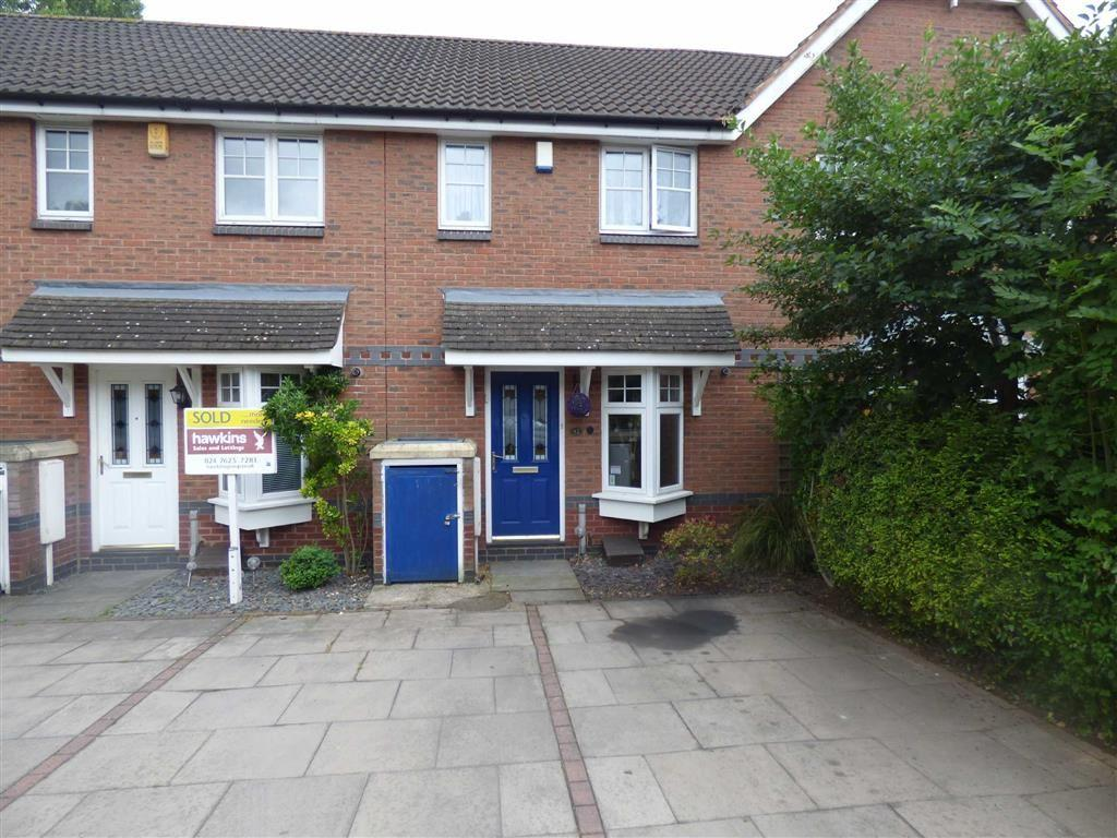 2 Bedrooms Terraced House for sale in Lole Close, Coventry