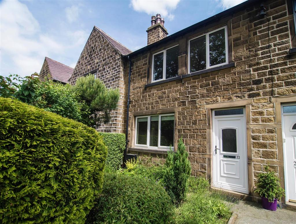 3 Bedrooms Terraced House for sale in Town End, Almondbury, Huddersfield, HD5 8NP