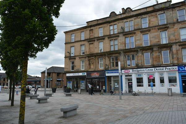 1 Bedroom Flat for sale in 2/2, 175C, James Street, Bridgeton, Glasgow, G40 1BT