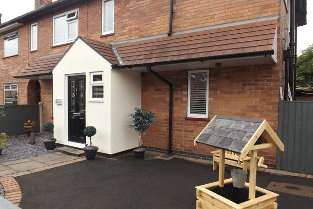 3 Bedrooms End Of Terrace House for sale in Southfield Road, Aspley, Nottingham, NG8