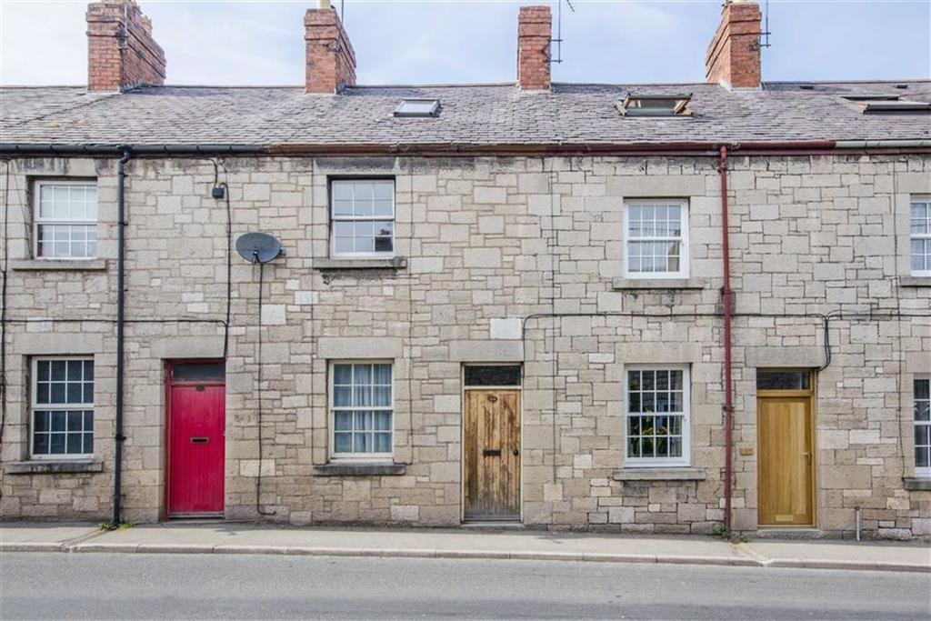 2 Bedrooms Terraced House for sale in Mwrog Street, Ruthin, Ruthin