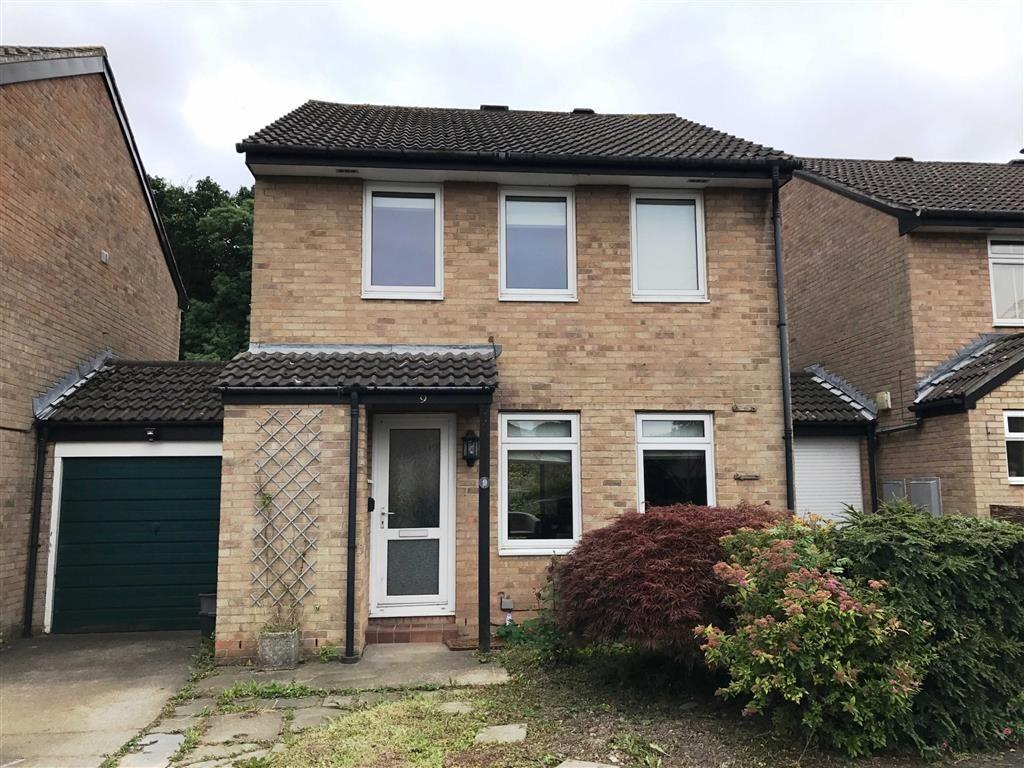 3 Bedrooms Link Detached House for sale in Royal Close, Blaise, Bristol