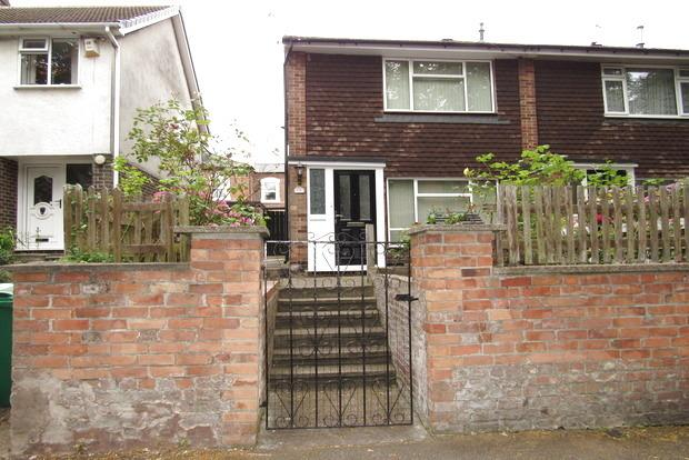 hamilton road nottingham ng5 3 bed end of terrace house
