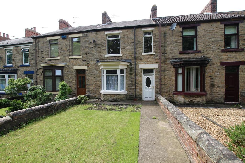 3 Bedrooms Terraced House for sale in Pears Terrace, Shildon