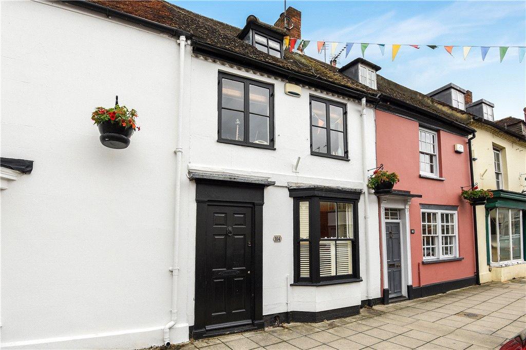 2 Bedrooms Unique Property for sale in High Street, Stony Stratford, Milton Keynes, Buckinghamshire