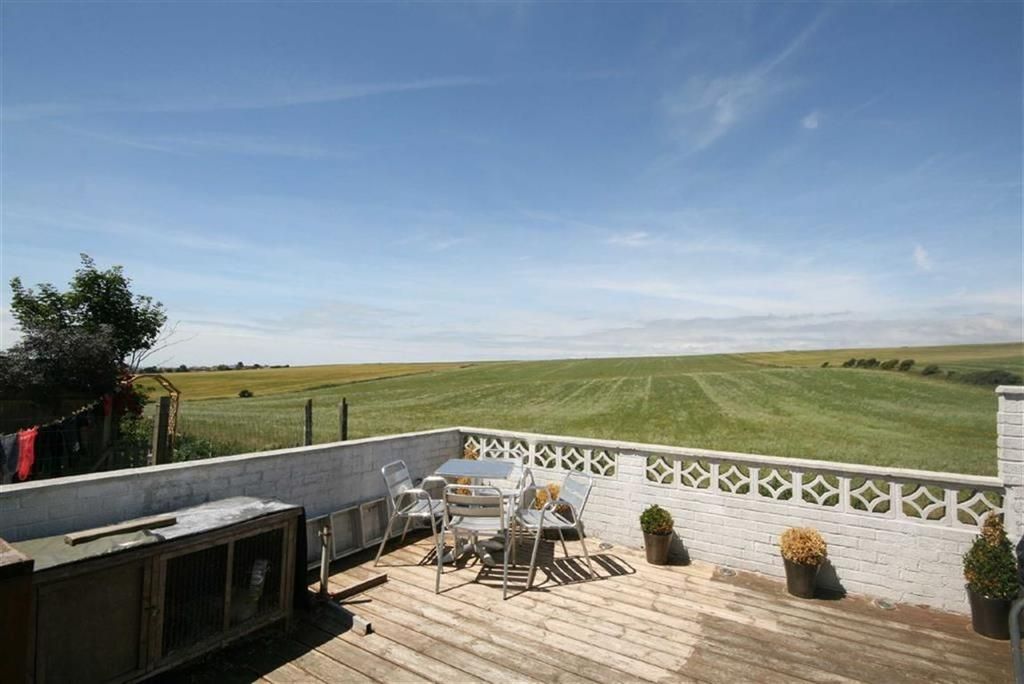 4 Bedrooms End Of Terrace House for sale in Warren Way, Telscombe Cliffs, Peacehaven