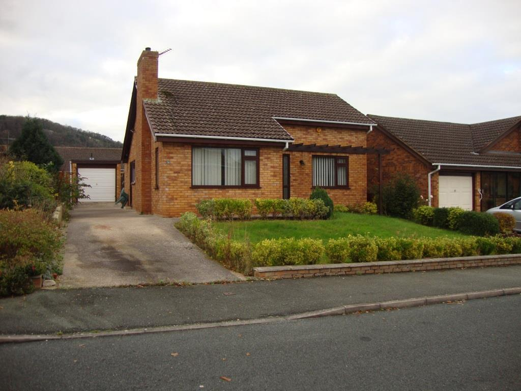 2 Bedrooms Detached Bungalow for sale in Bryn Twr, Abergele