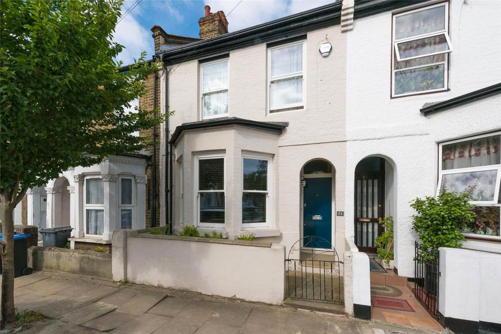 3 Bedrooms Terraced House for sale in Greyhound Road, London, NW10