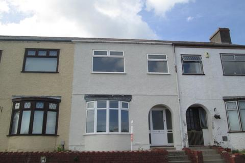 3 bedroom terraced house to rent - Essex Terrace, Plasmarl, SA6 8LY