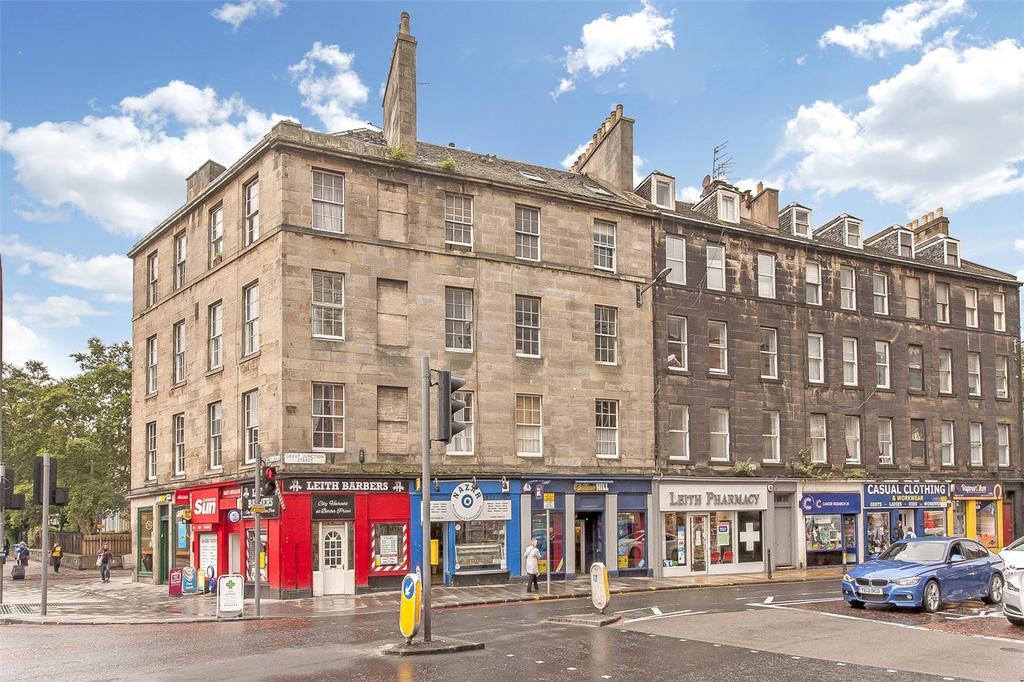 3 Bedrooms Flat for sale in 9(1f2) Great Junction Street, Edinburgh, EH6