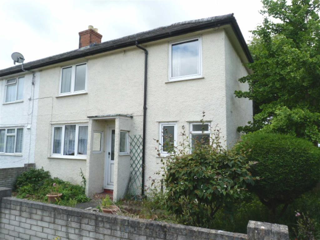3 Bedrooms End Of Terrace House for sale in Maesderwen, Pool Road, Newtown