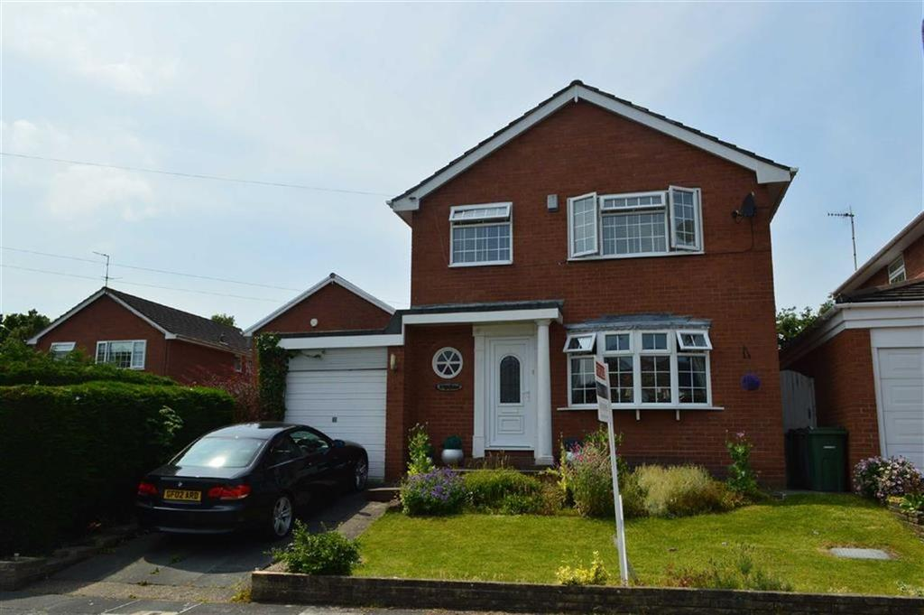 4 Bedrooms Detached House for sale in Dodleston Close, Prenton, CH43