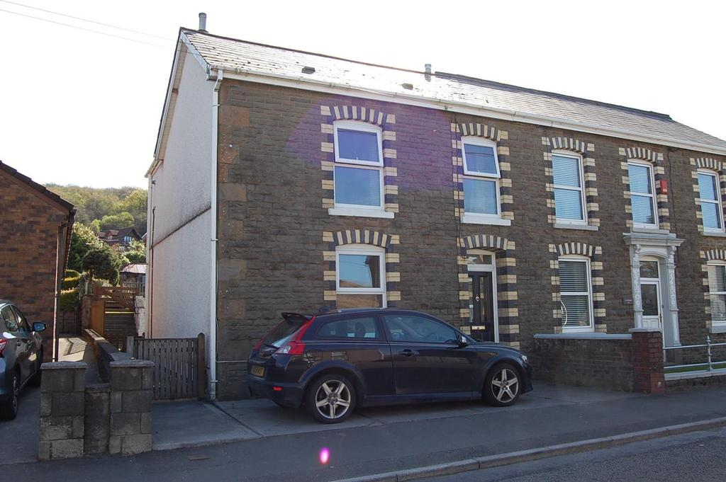 3 Bedrooms Semi Detached House for sale in Heol Y Gors, Cwmgors, Ammanford