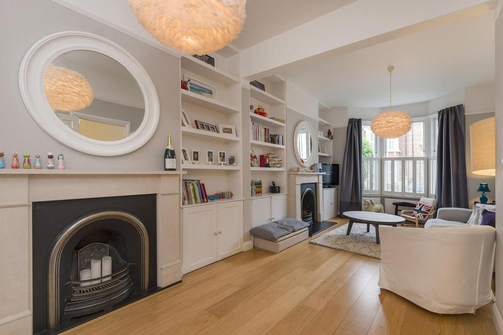 5 Bedrooms Terraced House for sale in Sumatra Road, West Hampstead, NW6
