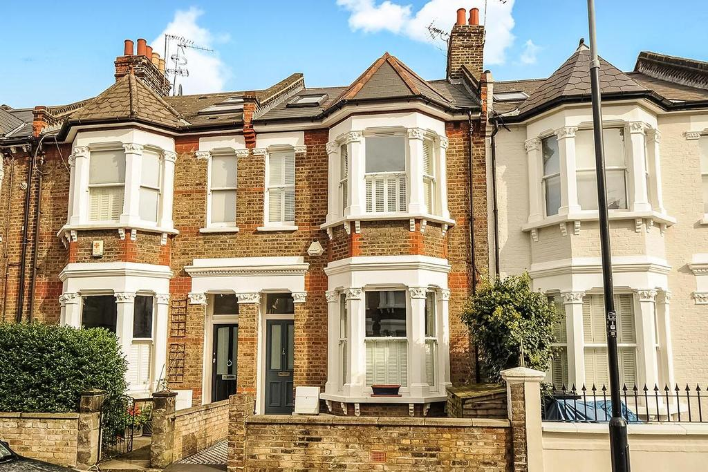 5 Bedrooms Terraced House for sale in Sumatra Road, West Hampstead