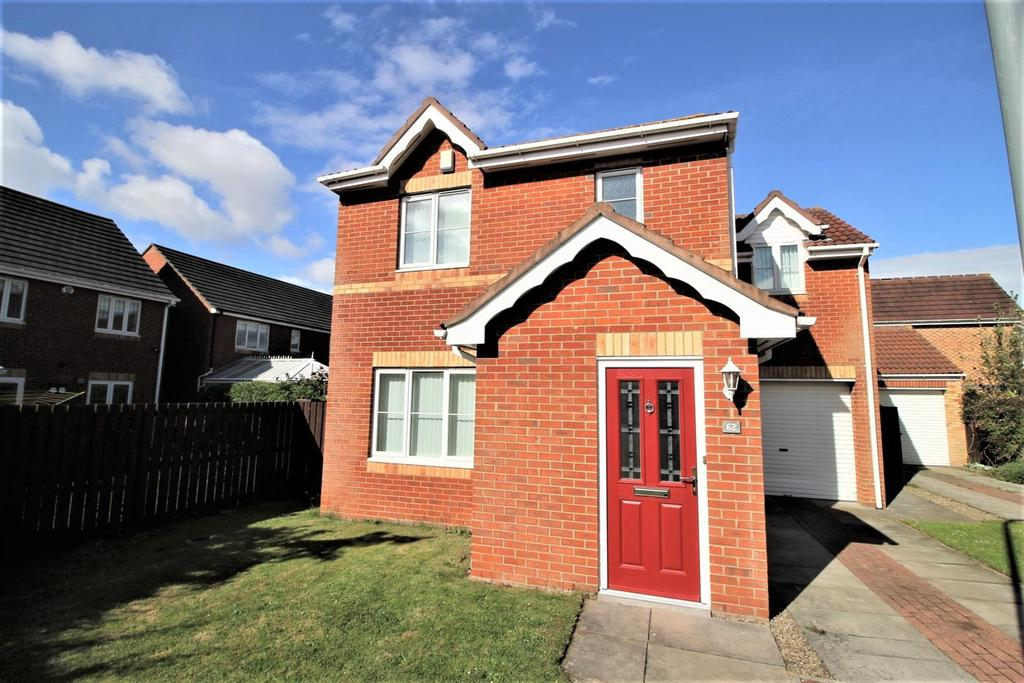 3 Bedrooms Detached House for sale in Westminster Oval, Stockton-On-Tees