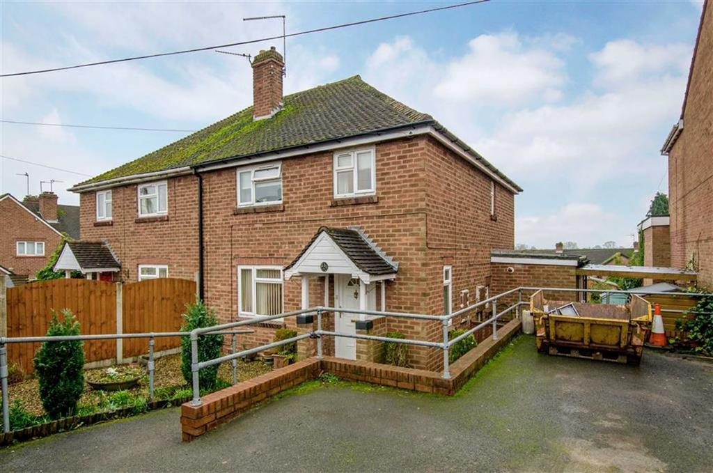 3 Bedrooms Semi Detached House for sale in Sebright Road, Kidderminster, DY11