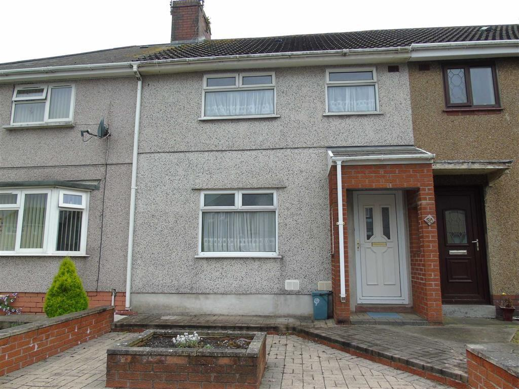 4 Bedrooms Terraced House for sale in Martin Road, Penyfan, Llanelli