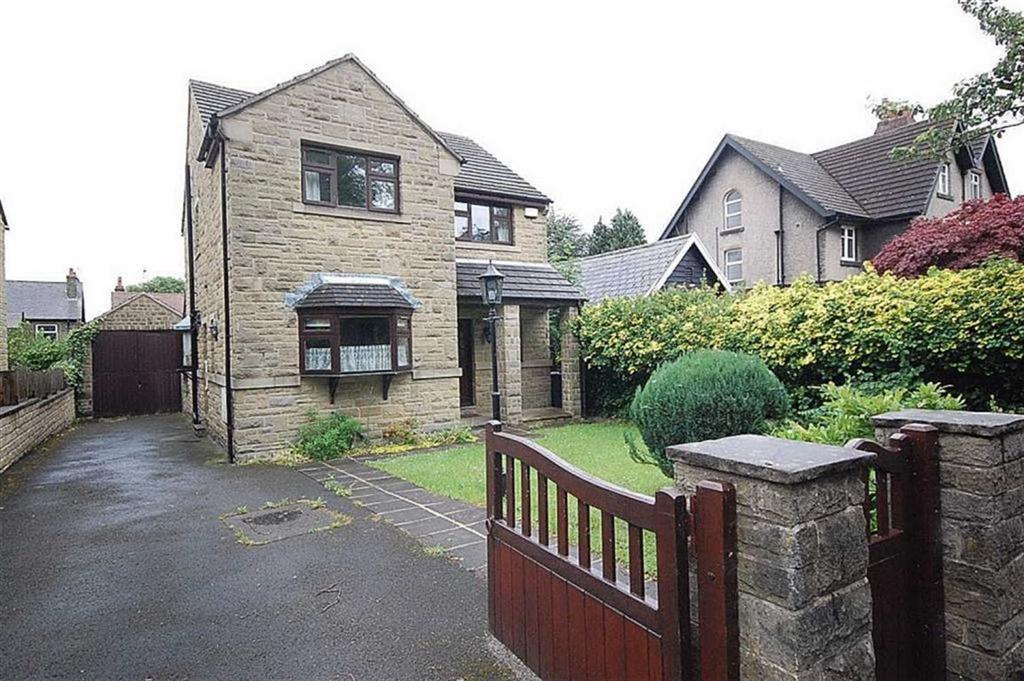 4 Bedrooms Detached House for sale in Oakfield Road, Birkby, Huddersfield, HD2