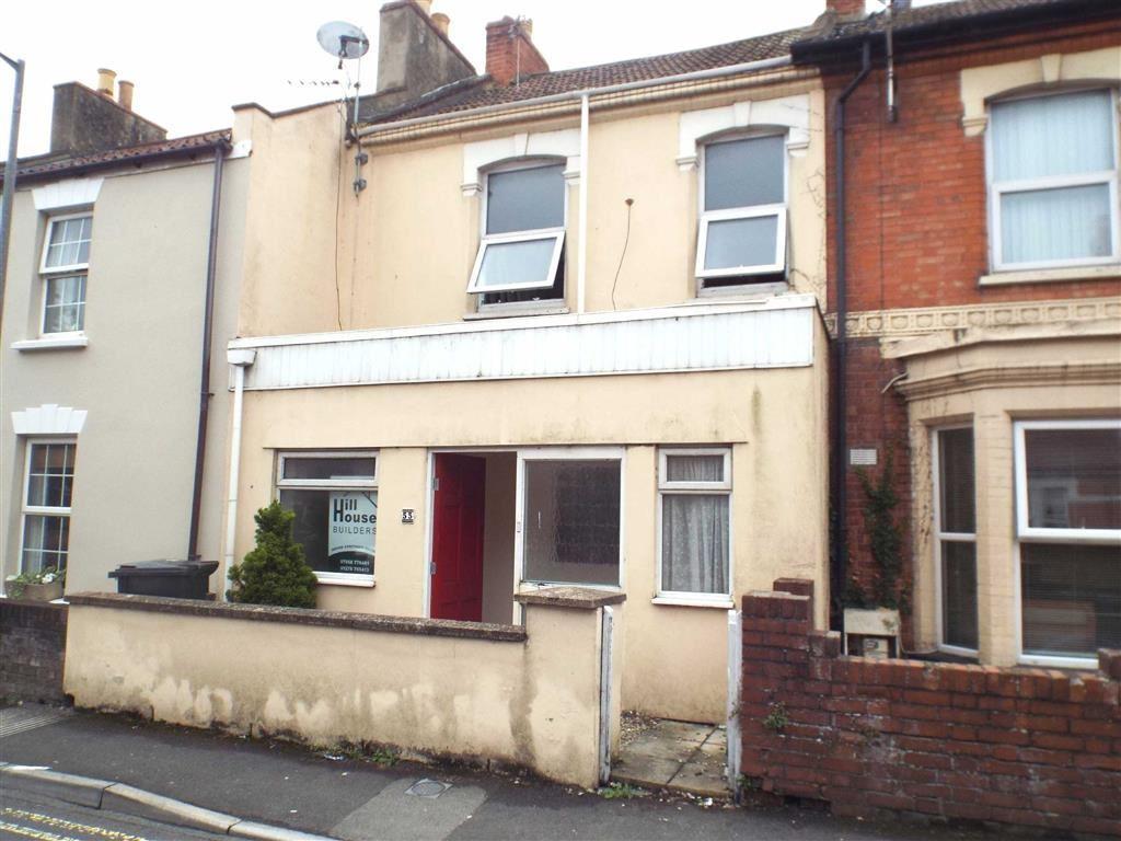 2 Bedrooms Terraced House for sale in Abingdon Street, Burnham-on-Sea
