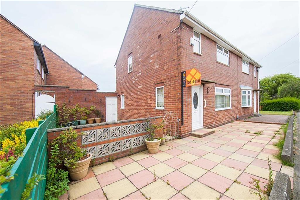 2 Bedrooms Semi Detached House for sale in Churchill Street, Howdon, Wallsend, NE28