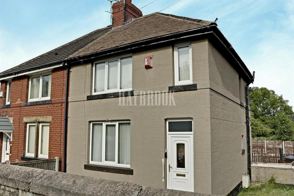 2 Bedrooms Semi Detached House for sale in Yews Lane, Worsbrough
