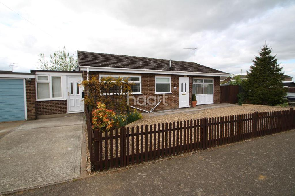 2 Bedrooms Bungalow for sale in Elm Way, Bacton