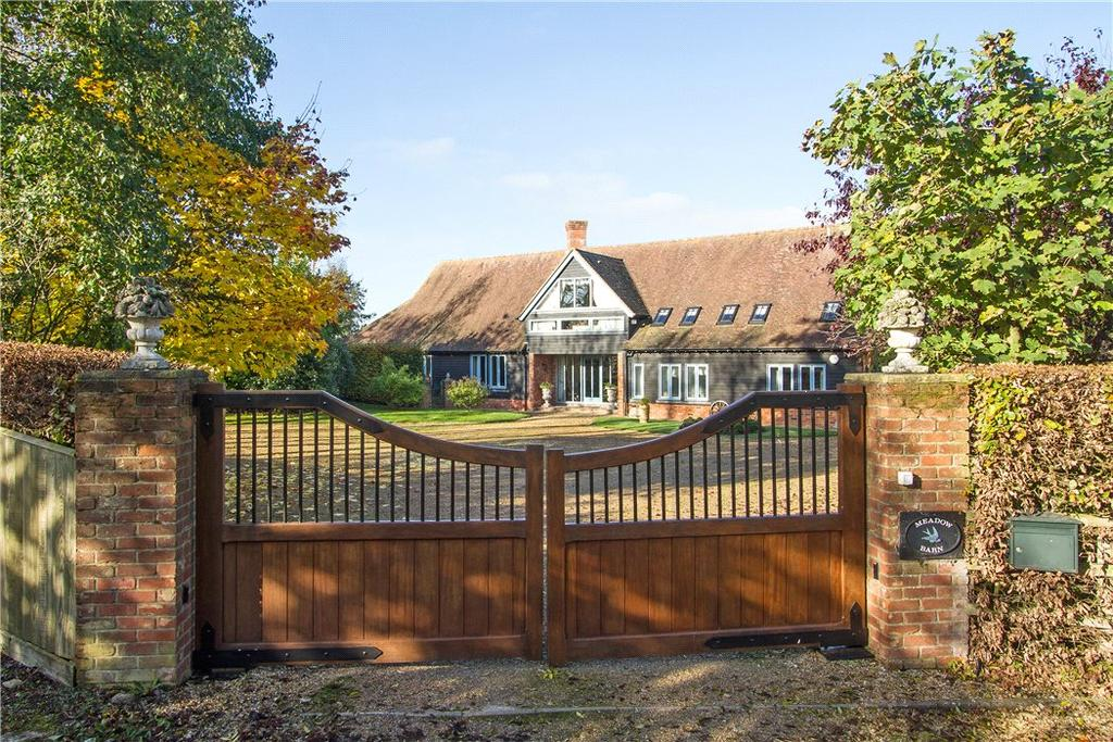 6 Bedrooms Detached House for sale in Wield Road, Medstead, Alton, Hampshire, GU34