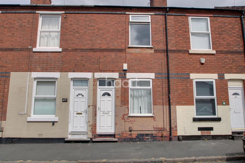 2 Bedrooms Terraced House for sale in Hardstaff Road, Sneinton