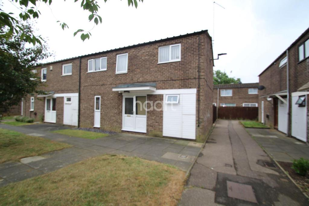 3 Bedrooms Semi Detached House for sale in Willonholt, Peterborough
