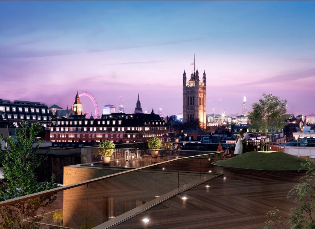 3 Bedrooms Flat for sale in Westminster Quarter, Monck Street, London SW1P