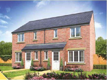 3 Bedrooms Semi Detached House for sale in Salterns, Terrington St Clement, King's Lynn