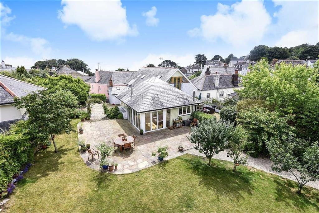 5 Bedrooms Detached House for sale in Baileys Meadow, Stoke Fleming, Dartmouth, Devon, TQ6