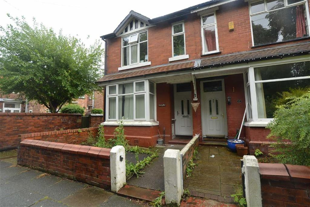 3 Bedrooms End Of Terrace House for sale in School Road, STRETFORD