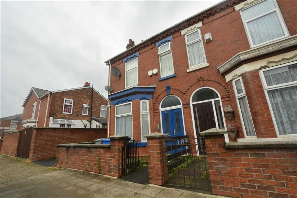 3 Bedrooms End Of Terrace House for sale in Taylors Road, STRETFORD