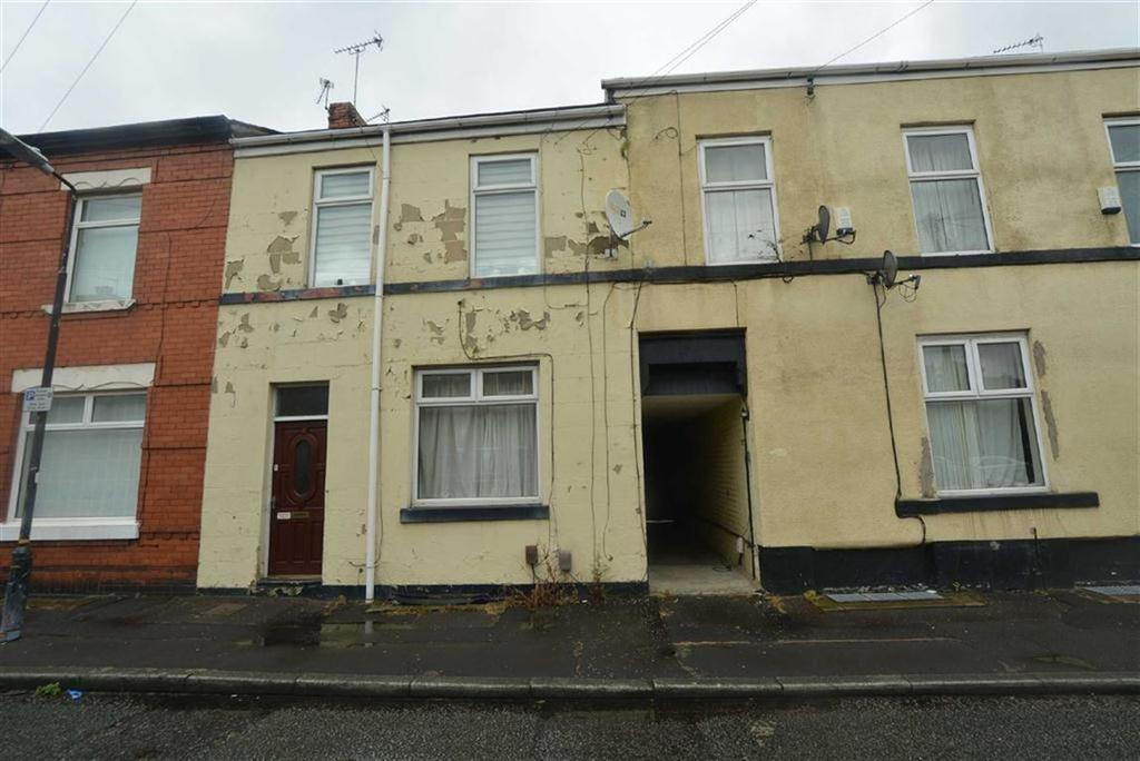 2 Bedrooms Terraced House for sale in Herbert Street, STRETFORD
