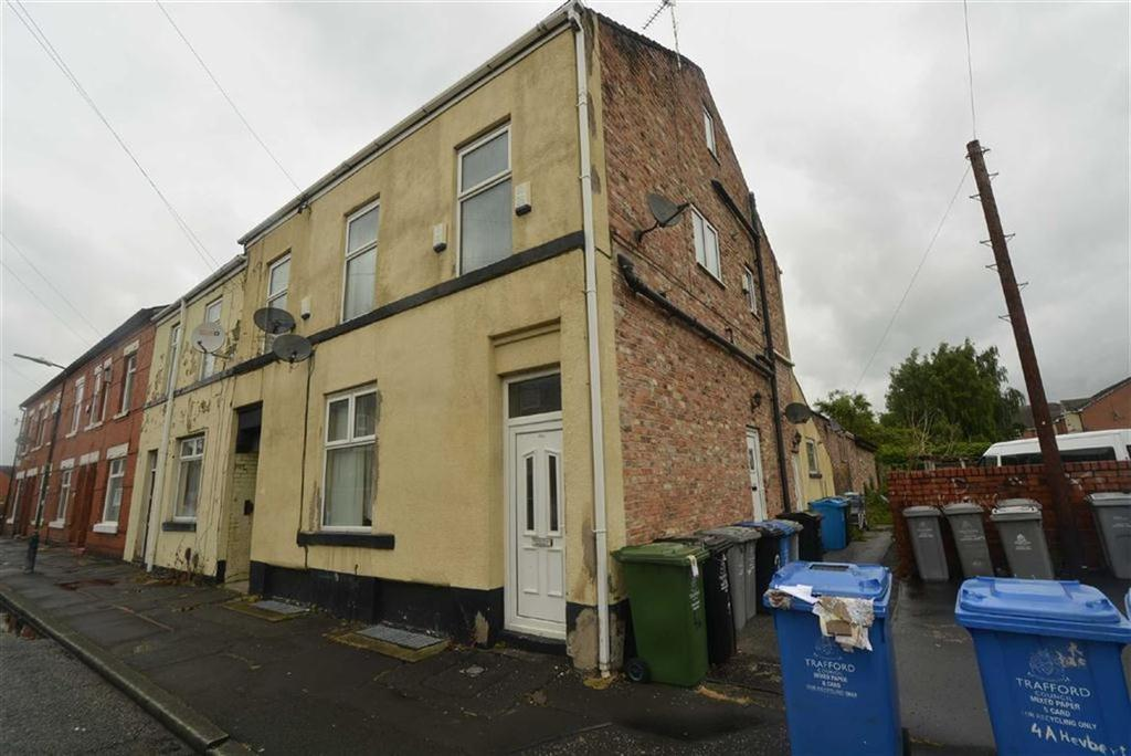 Herbert street stretford 4 bed end of terrace house for The terrace land and house