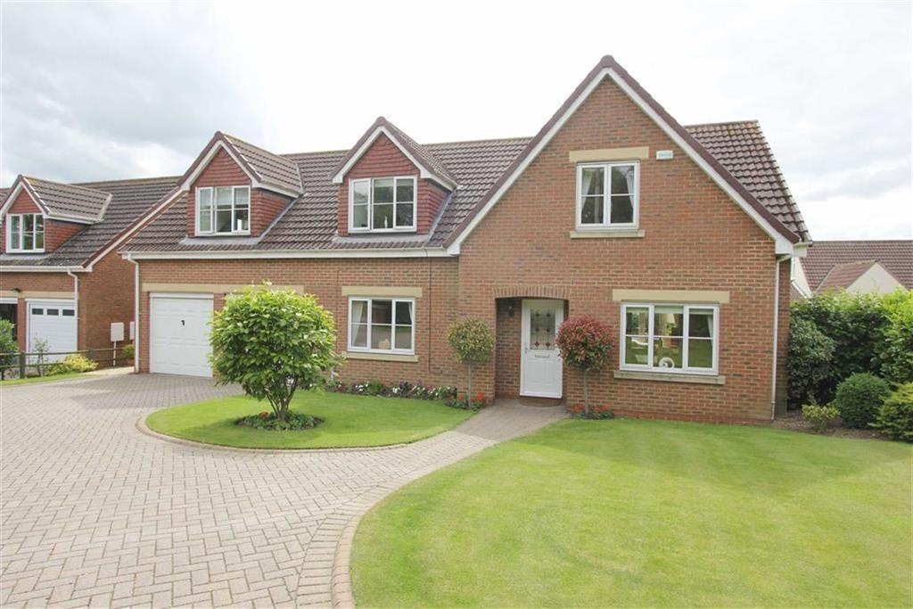 4 Bedrooms Detached House for sale in Sunnyfield Nurseries, Great Ayton