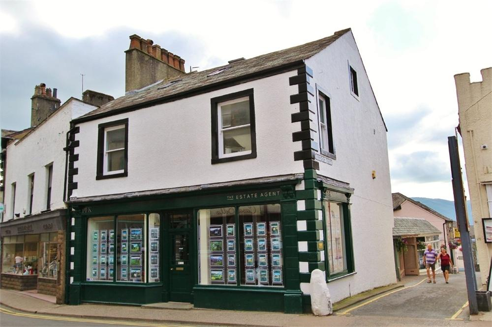 2 Bedrooms Flat for sale in Flat 19a, Station Street, Keswick, Cumbria