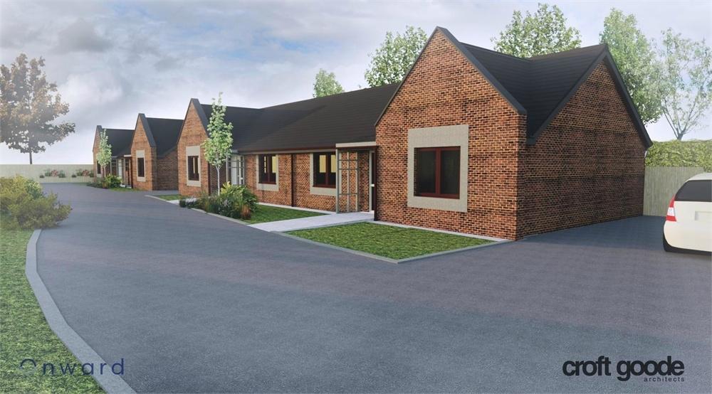 1 Bedroom Semi Detached Bungalow for sale in 35 Showley Court, Clayton le Dale, Blackburn, Lancashire