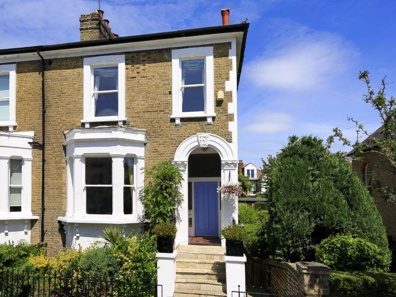 4 Bedrooms Semi Detached House for sale in Jocelyn Road, Richmond