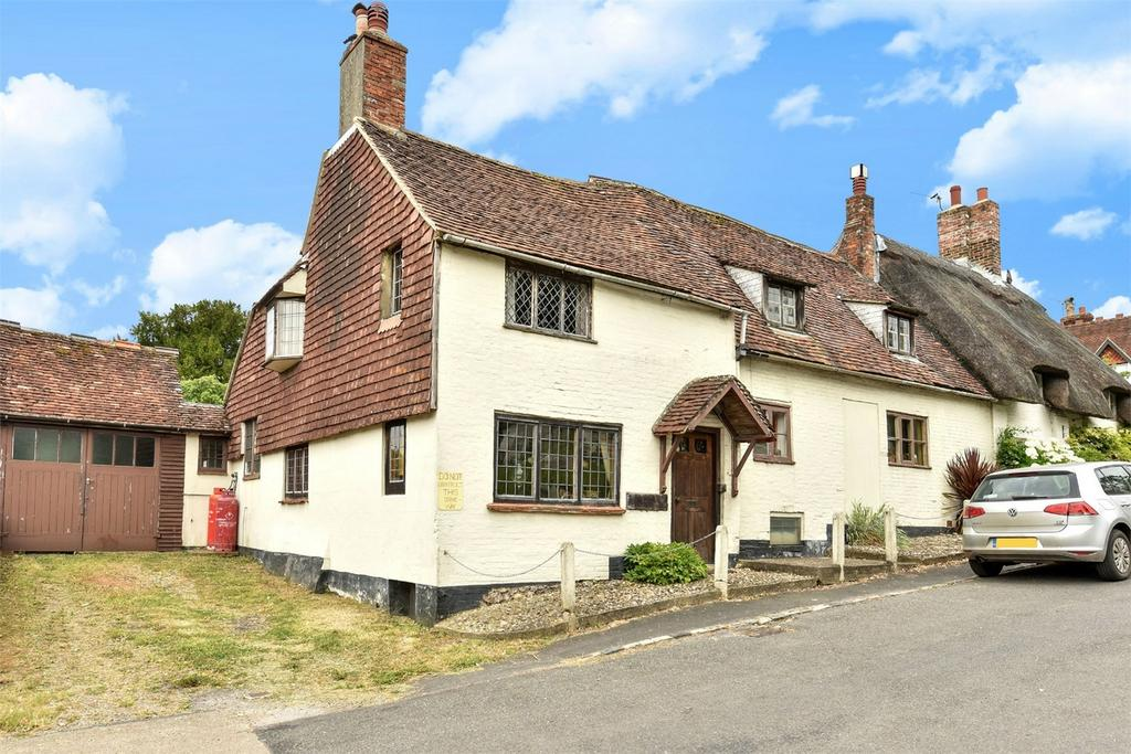 4 Bedrooms Semi Detached House for sale in West Meon, Hampshire