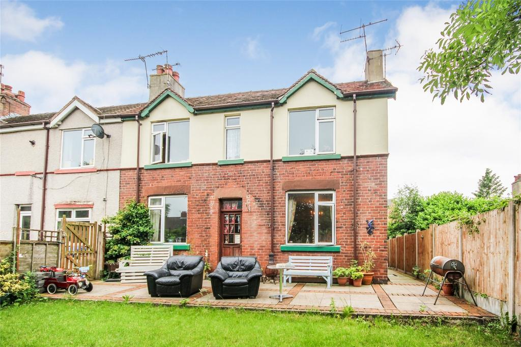 3 Bedrooms End Of Terrace House for sale in Froghall Road, Cheadle, Staffordshire