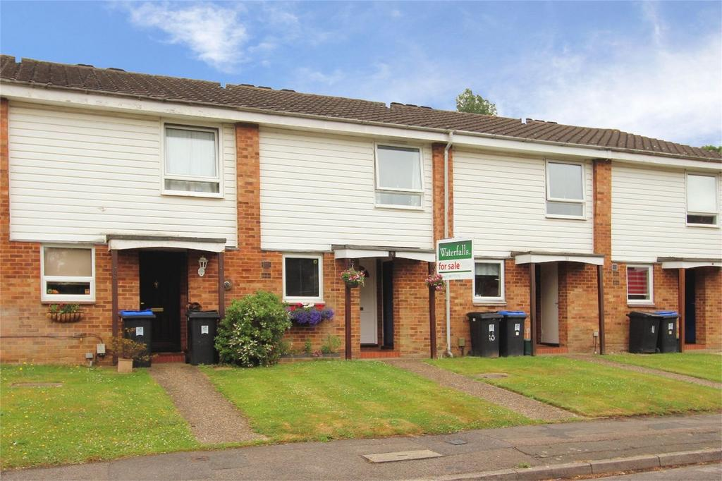 3 Bedrooms Terraced House for sale in Knaphill, Woking, Surrey