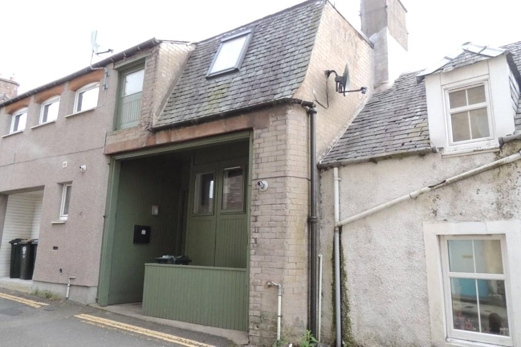 2 Bedrooms Terraced House for sale in 31 Cornton Place, Crieff, Perthshire, PH7