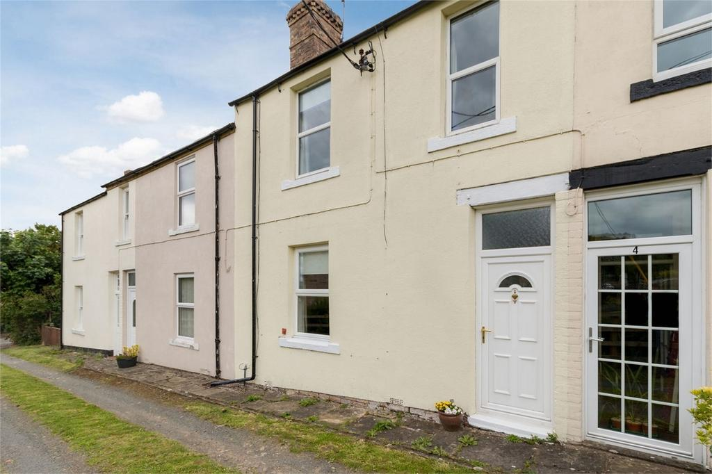3 Bedrooms Terraced House for sale in 3 Station Terrace, Cotherstone, Barnard Castle, Durham