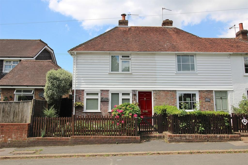 2 Bedrooms End Of Terrace House for sale in 16 South Street, East Hoathly, East Sussex